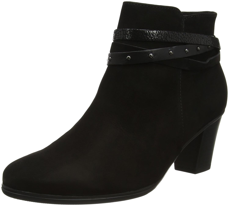 Gabor Shoes Gabor Basic, Botas para Mujer38 EU|Negro (17 Schwarz Kombi)