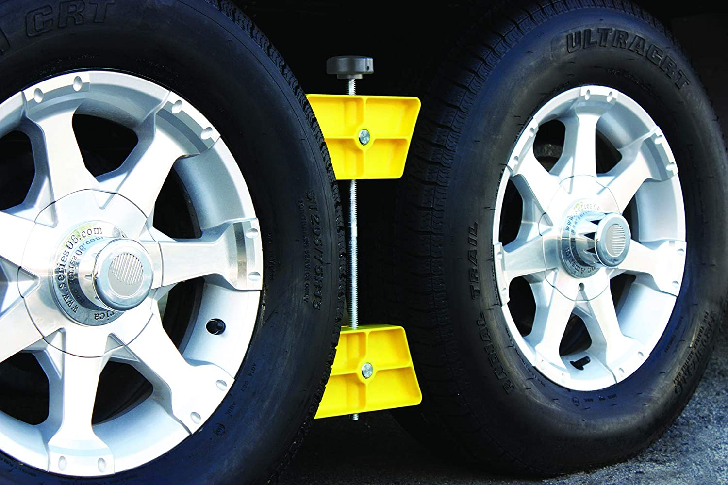 Camco RV Wheel Stop