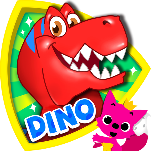 PINKFONG Dino World: Sing, dig, and play with (Big Dino Games)