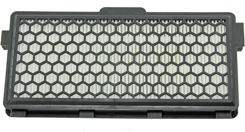 10/bolsas + activo filtro HEPA + Micro filtros filtro para Miele S4210/S4211/S4212/S4511/S4560/S4581/S4711/S4812/aspiradora Spares2go 3d tipo FJM Hyclean bolsas