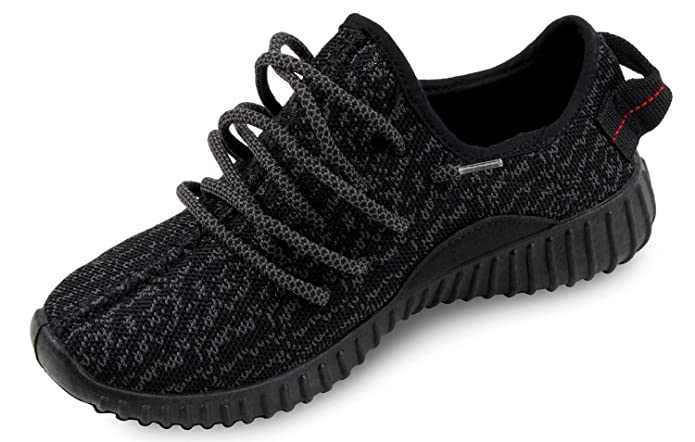 45f34957a685fa ... netherlands amazon yeezy boost 350 gaoag mens fashion sneakers lace up  breathable lightweight runing athletic shoes