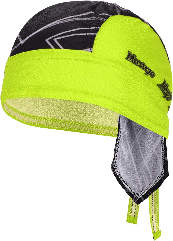 ITODA Bandana de V/élo Sports Cyclisme de Plein air en Coton Bonnet Sport Foulard Casquette Respirant avec Ruban Protection T/ête Coupe-Vent UV S/échage Rapide pour Adultes Hommes Femmes