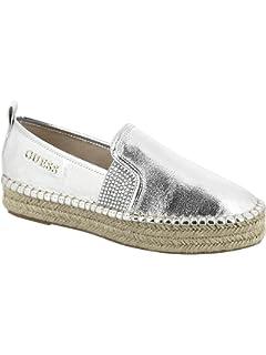 dfc54b90e288 Guess Shadia2 Nude Gold Womens Wedge Flip Flops  Amazon.co.uk  Shoes ...