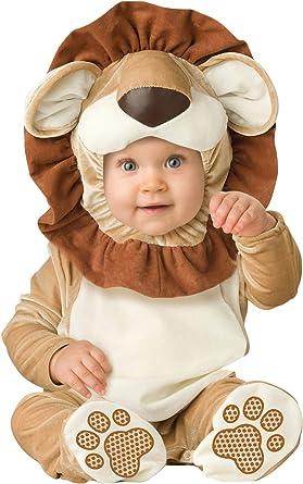 InCharacter Lovable Lion Infant Costume