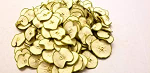 Little Valley Large 1 LB. Bag Dried Green Apple Slices - Perfect as Potpourri, Craft, Bowl Filler, Decoration - Not Meant for Human Consumption