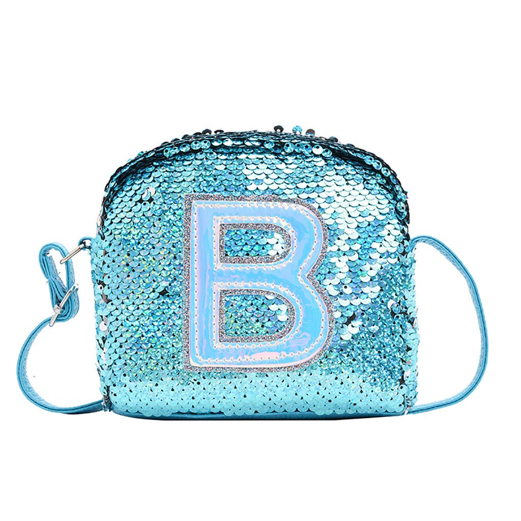 Linkay Mode - Bolso Cruzados para Mujer Azul Azul Free: Amazon.es ...