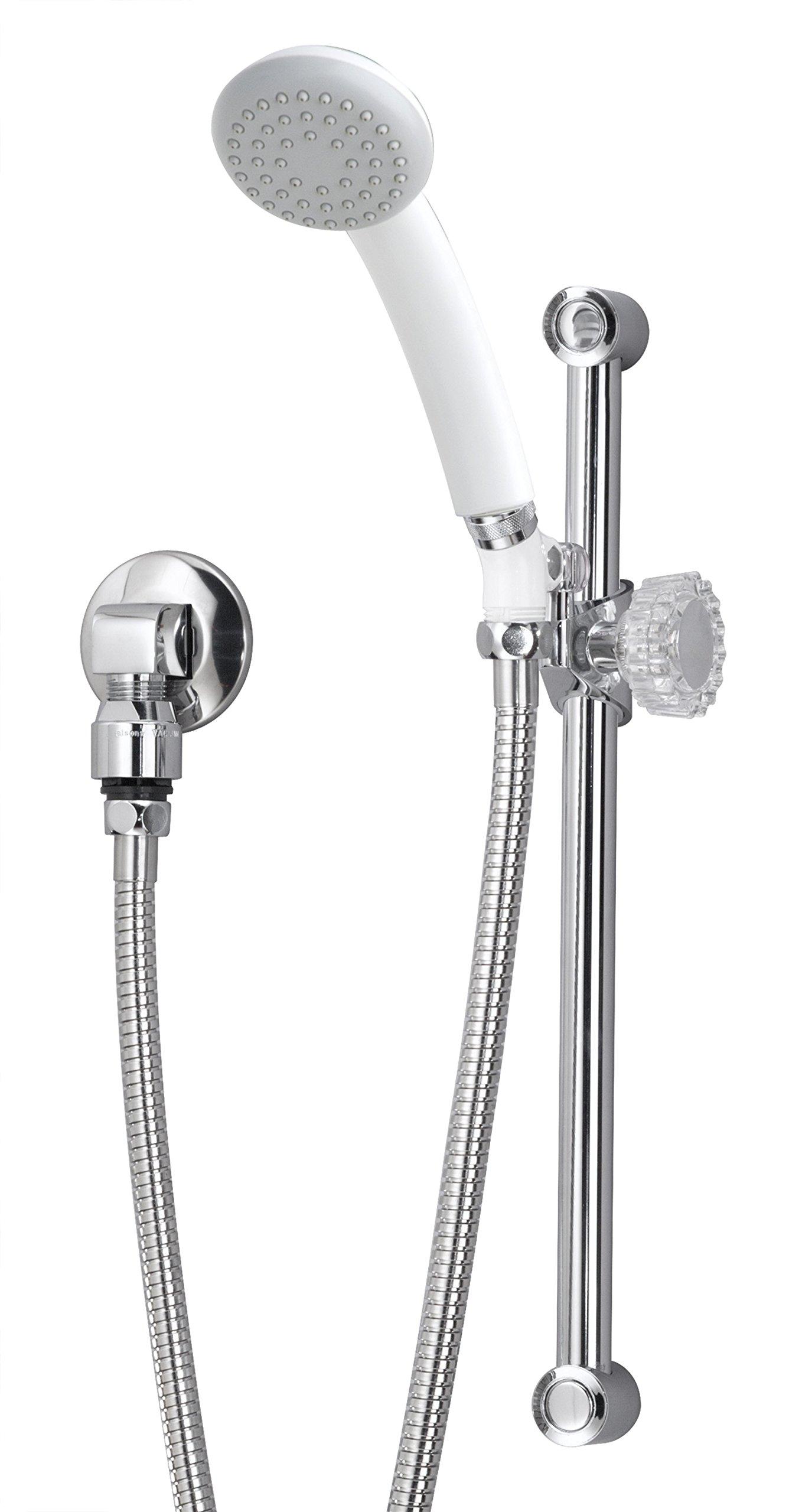 Symmons T-300B-30-V Wall/Hand Shower and Slide Bar