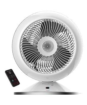 Rowenta HQ7112F0 Air Force Hot & Cool Calefactor y ventilador Multifunción, flujo de aire silencioso