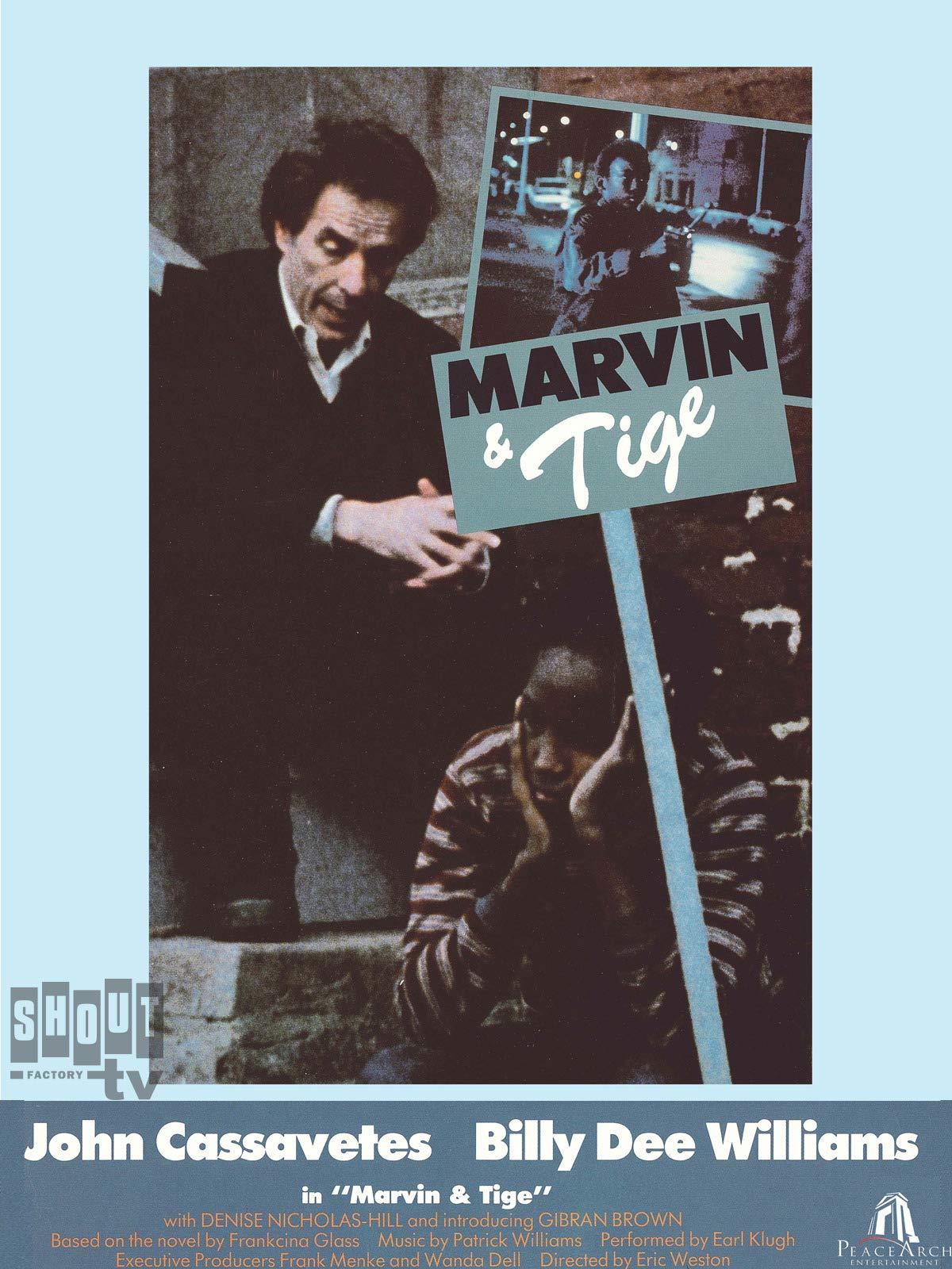 Marvin & Tige on Amazon Prime Video UK