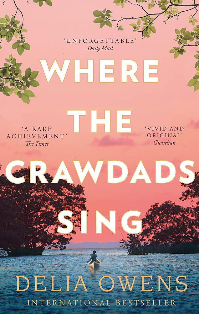 Image result for where the crawdads sing book