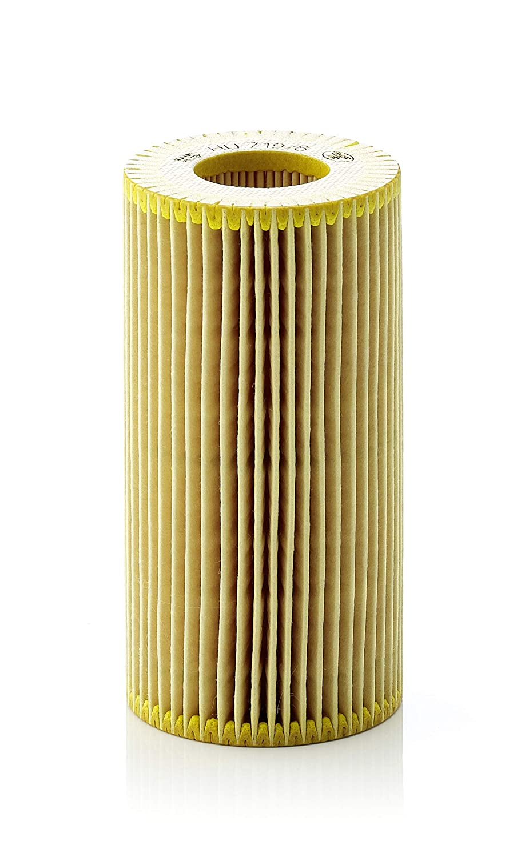 Original MANN-FILTER Ölfilter HU 719/8 X – Ölfilter Satz mit Dichtung / Dichtungssatz – Für PKW MANN & HUMMEL GMBH MANHU719/8X