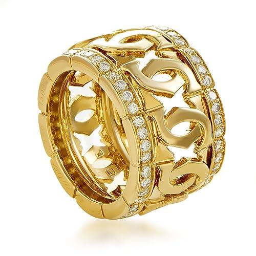 b7059bb9282b0 Amazon.com: Luxury Bazaar Cartier C de Cartier Women's 18K Yellow ...