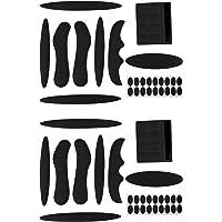 Aoutacc Universal Bike Helmet Padding Kits, Bicycle Helmet Replacement Foam Padding Pads Kits Set Mats for Bike Cycling…
