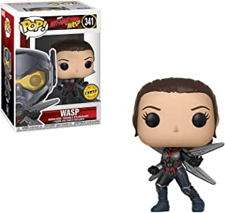Funko Pop Marvel Ant-Man and The Wasp: Wasp Chase Limited Edition #30730: Amazon.es: Juguetes y juegos