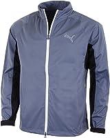 Puma Golf Men's 568308 Waterproof Rain Jacket - US S - Folkstone Grey