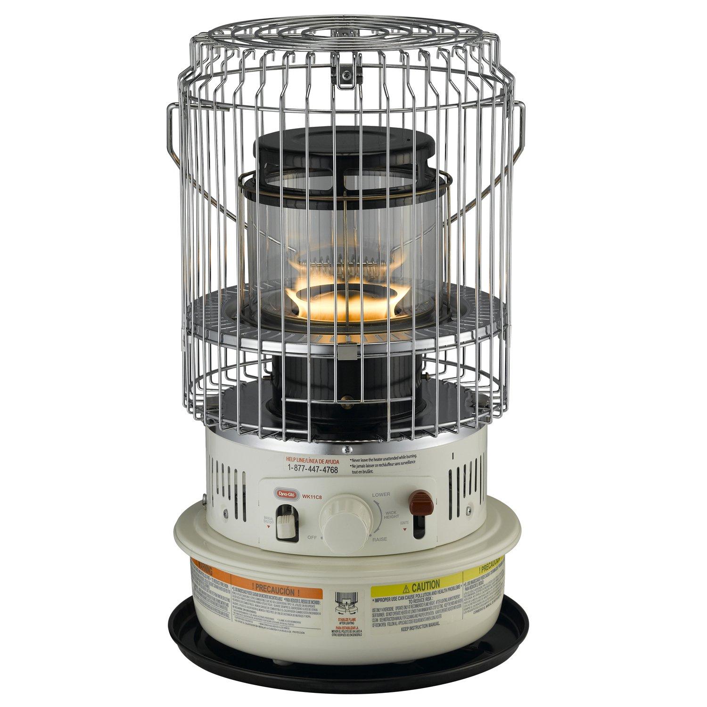 Amazon.com: Dyna-Glo WK11C8 Indoor Kerosene Convection Heater ... for Kerosene Heater Camping  555kxo