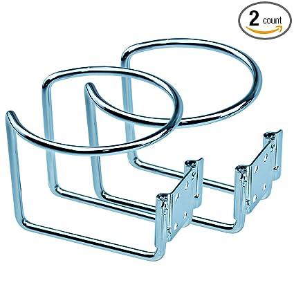 Amazon.com: palmyth 2pcs acero inoxidable barco anillo taza ...