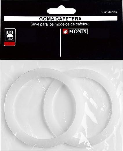 BRA Junta cafetera 1 Taza (2 Unidades), Gris: Amazon.es: Hogar