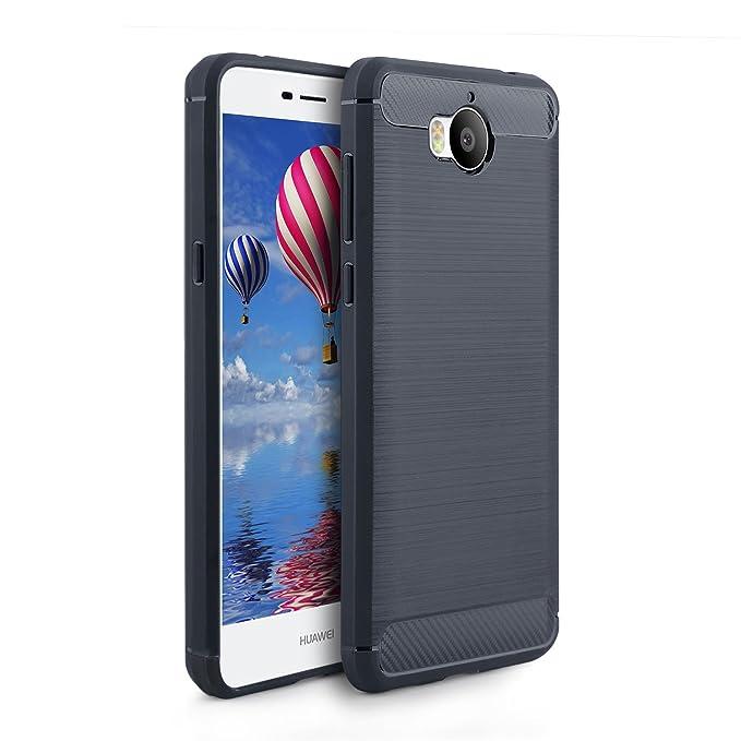 4 opinioni per Huawei Nova Young Cover, KuGi Protettiva Case Cover Custodia in silicone per