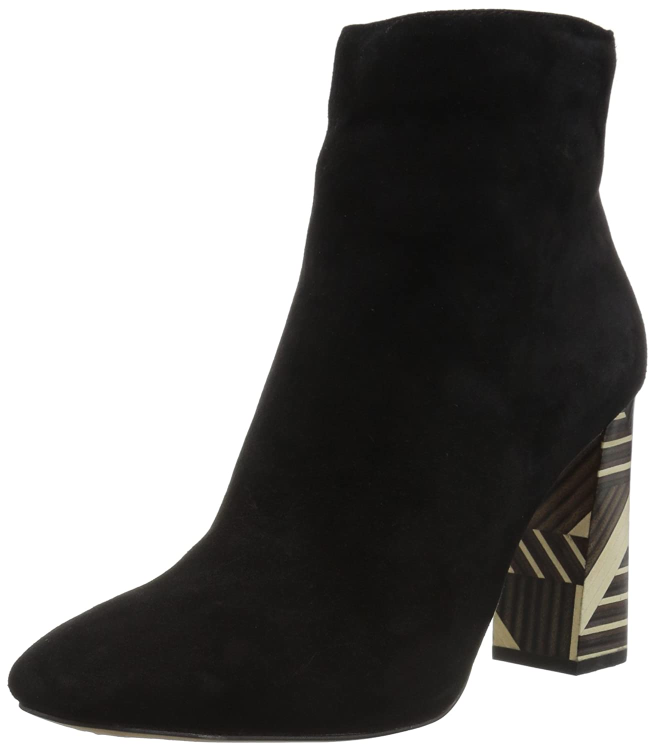 Vince Camuto Women's BRYNTA2 Ankle US Black Boot B072PQY448 7 B(M) US Black Ankle 484428