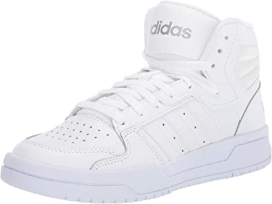 adidas Women's Entrap Mid Basketball Shoe