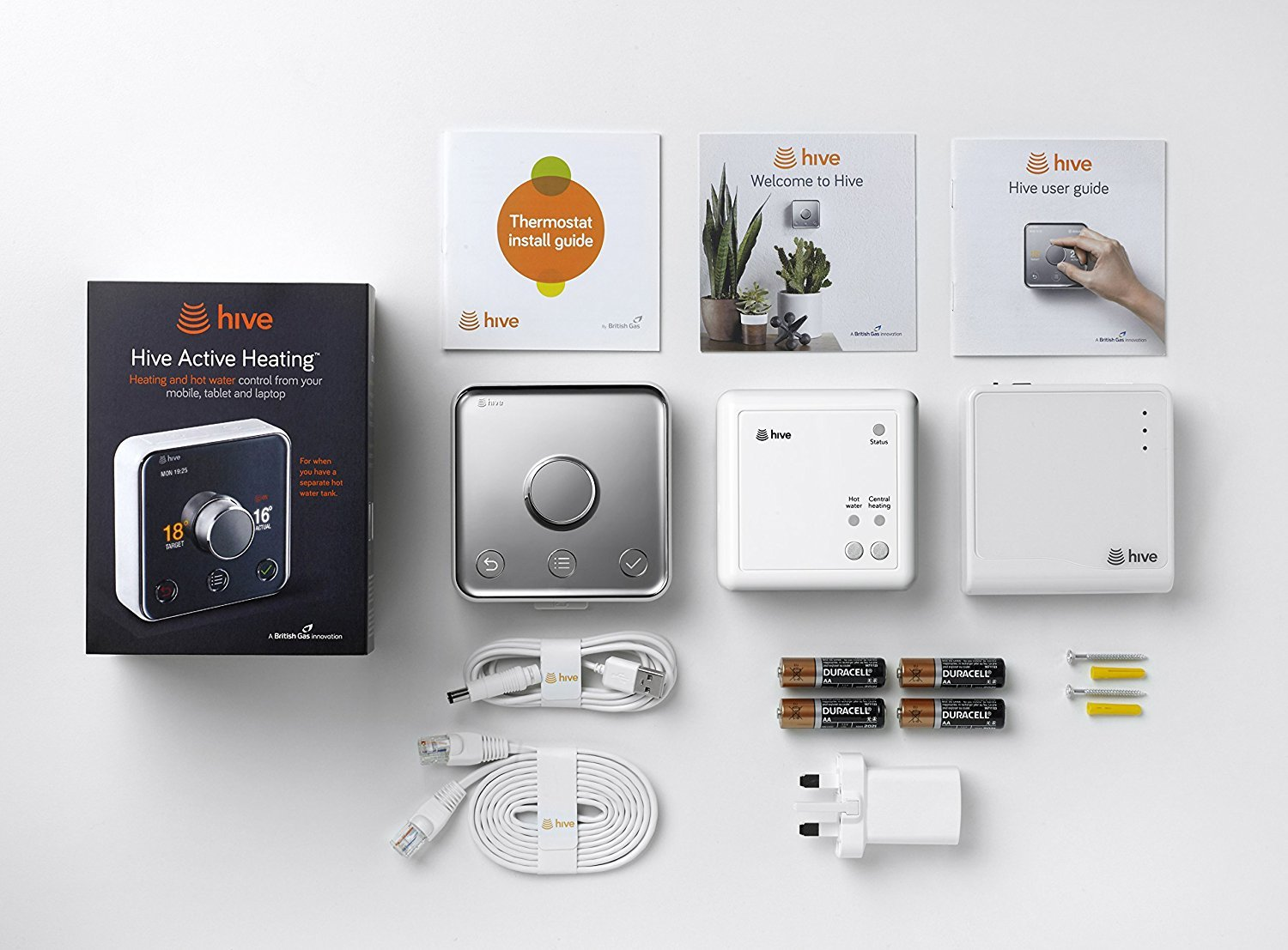 Hive Active Heating And Hot Water With Professional Installation, Works With Amazon Alexa by Hive (Image #9)
