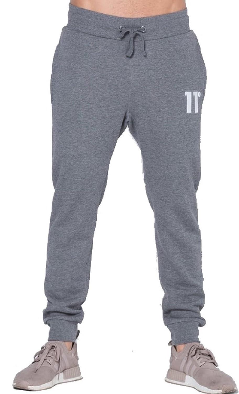 11 Degrees - Chándal - universidad - para hombre gris gris oscuro ...