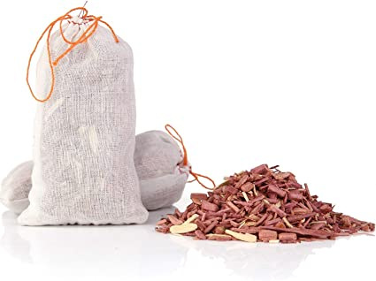 1 Gallon Bag Shaved CEDAR CHIPS AROMA REPELS BUGS