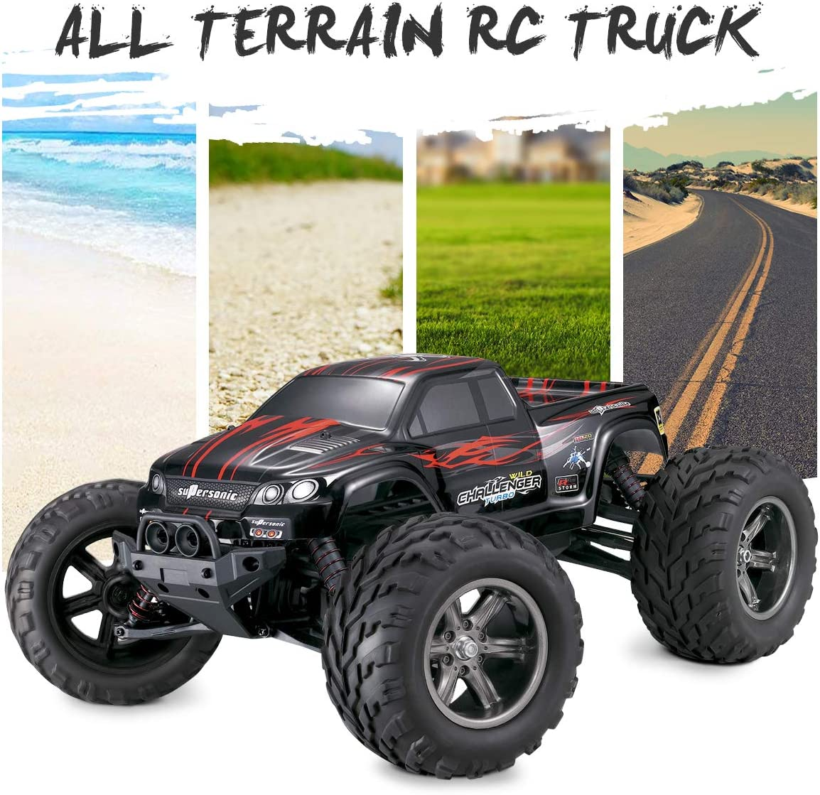 Top 10 Best RC Trucks You Should Consider Buying (2020 Reviews) 6
