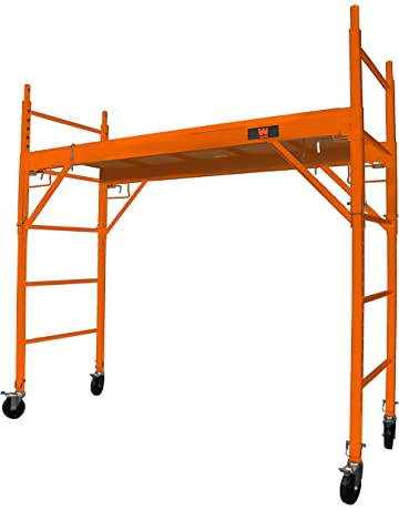 Scaffolding Equipment | Amazon com | Building Supplies