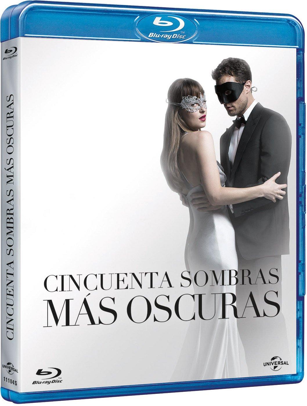 Cincuenta Sombras Mas Oscuras - Edición 2018 [Blu-ray]