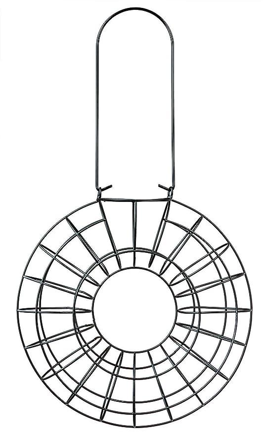 Trixie Mangeoire Boule de Graisse pour Oiseaux Noir 25 × 43 × 7 cm ... 1581bc9cc80c