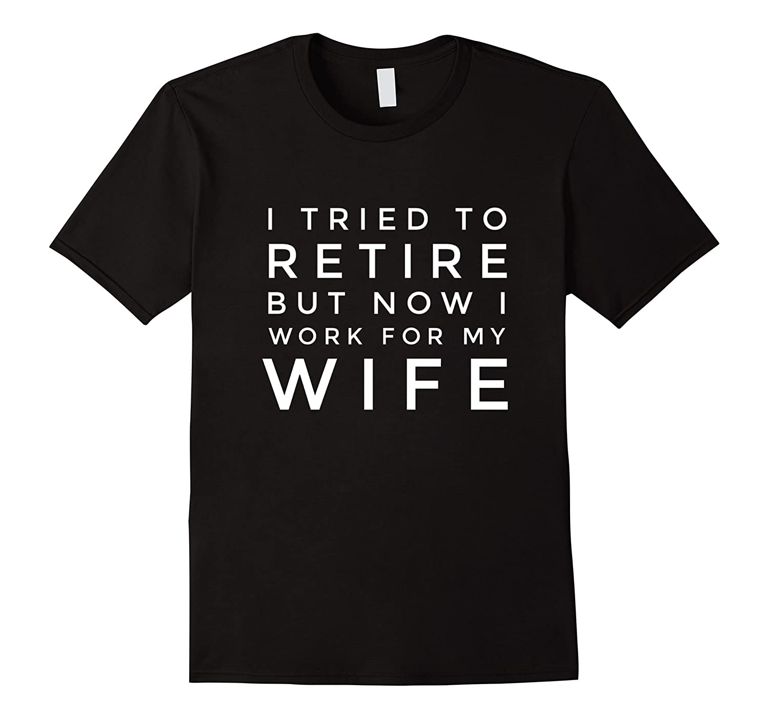 Mens tried retire funny t shirt-Veotee