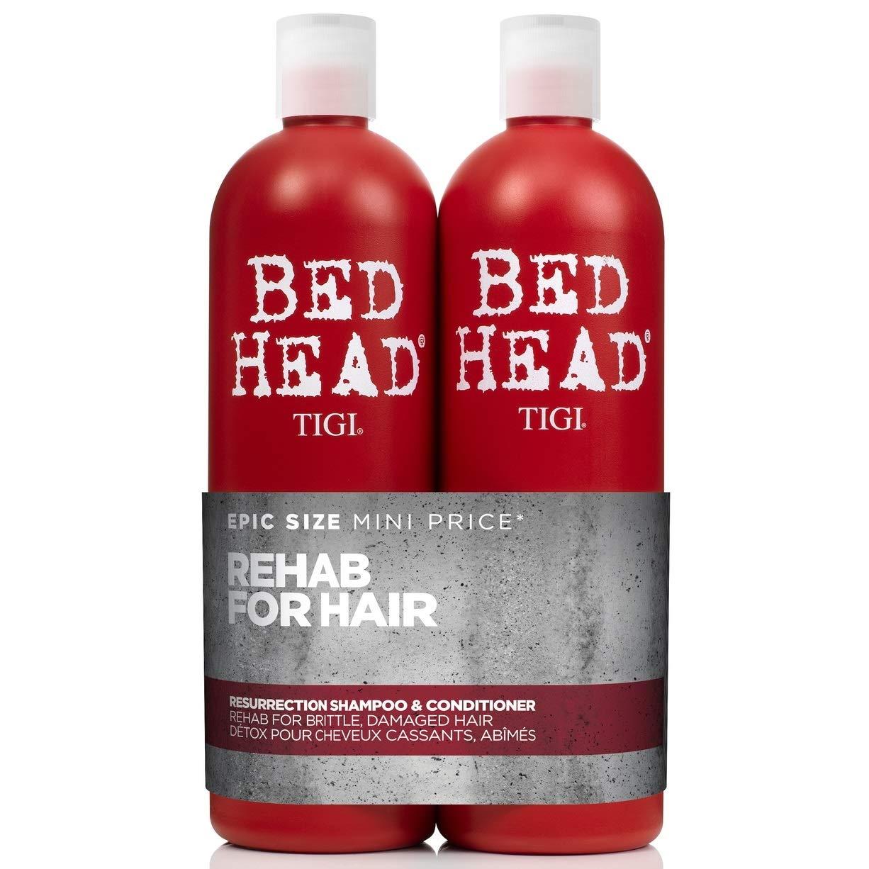 Tigi Bed Head Ressurection Tween Set de champú 750 ml y acondicionador - 750 ml
