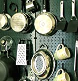 Green Metal Pegboard By Wall Control - 2 Pack