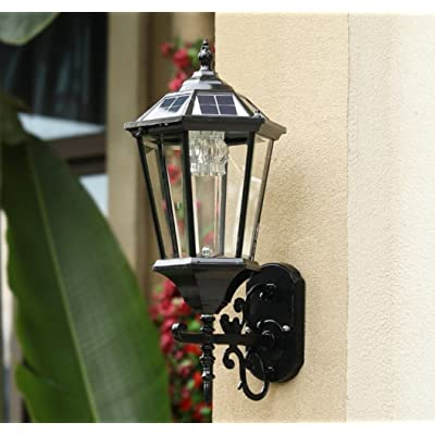 Mur Lampe Villa Ylxb Extérieure De Jardin Européenne Solaire Led hQrBCtsdxo