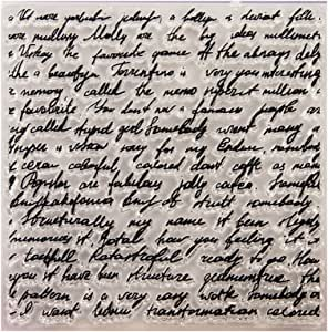 Lunji Sello Transparente Hoja De Sello De Silicona Para álbum De Tarjeta Del Arte Del álbum De Bricolaje T1266: Amazon.es: Hogar