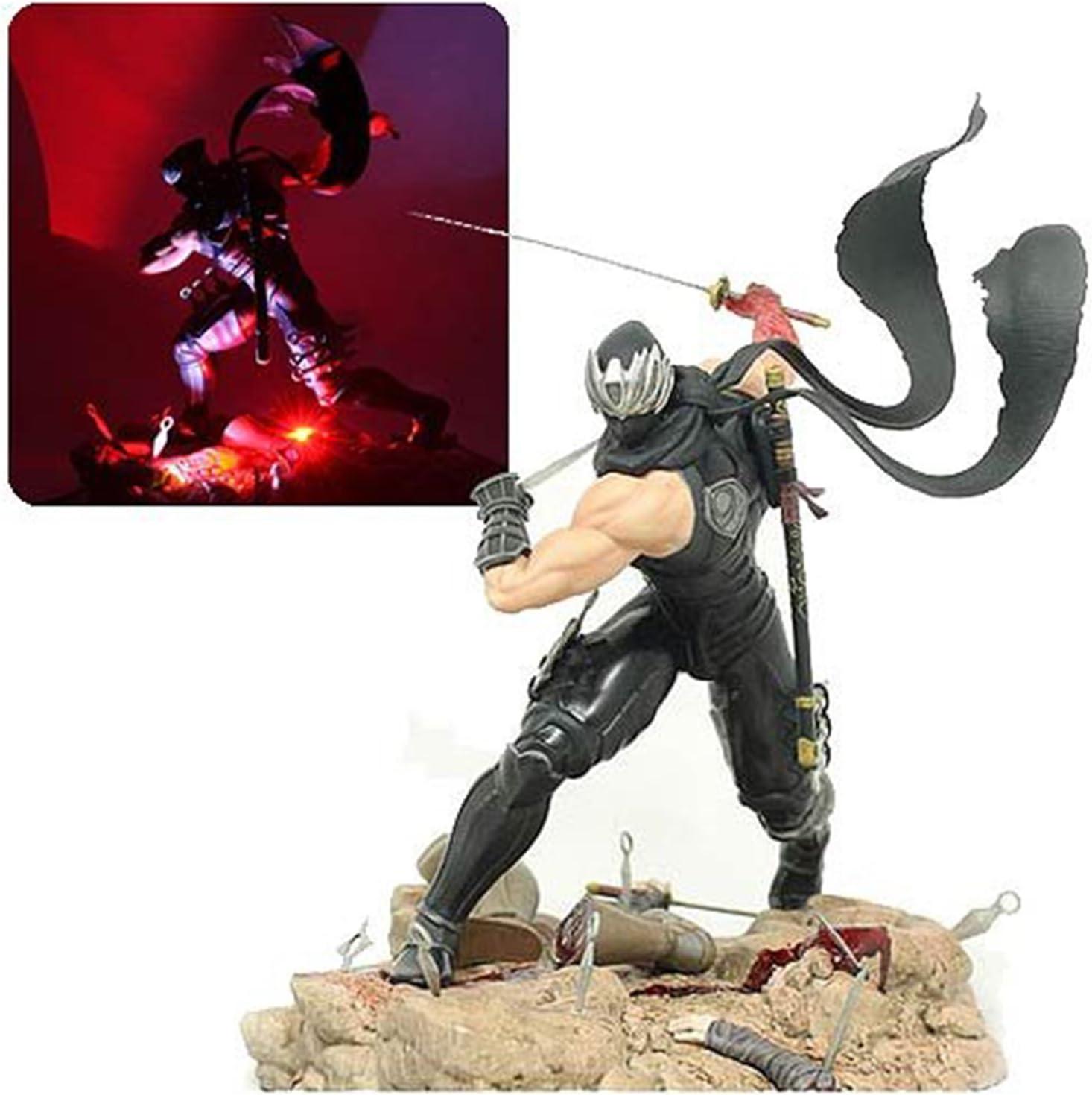 Amazon Com Ninja Gaiden 3 Ryu Hayabusa 13 Inch Statue 200 Pieces