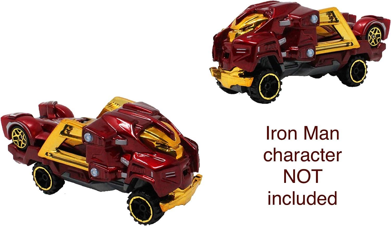 Hot Wheels Marvel Infinity War Character Cars Hulkbuster 2.0 Veronica