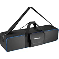 Neewer Large Photo Studio Lighting Equipment Carrying Bag 41.3x9.84x9.84inches with Shoulder Strap and Handle for Light…