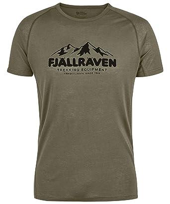 282d1560d Fjallraven - Men's Abisko Trail T-Shirt Print
