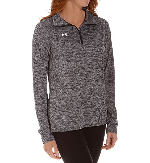 63b8330a Amazon.com: Under Armour Women's UA Twisted Tech 1/4 Zip: Sports & Outdoors