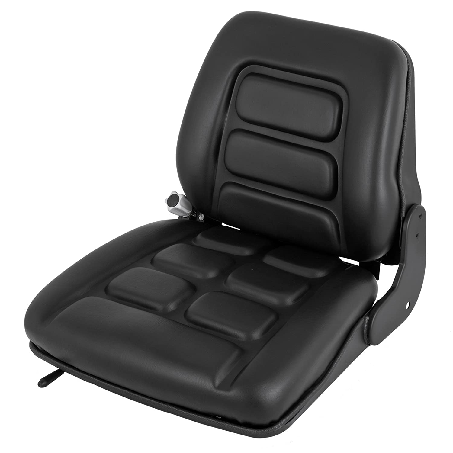 Amazon.com: Mophorn Universal Forklift Seat TOYOTA Folding Vinyl Forklift  Seat Suspension Seat w/Switch Fits Clark Cat Hyster Ysle TOYOTA: Home  Improvement