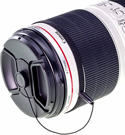67mm slim filtro UV se adapta a lente Canon EF-S 10-18 is STM Lumos filtros de protección