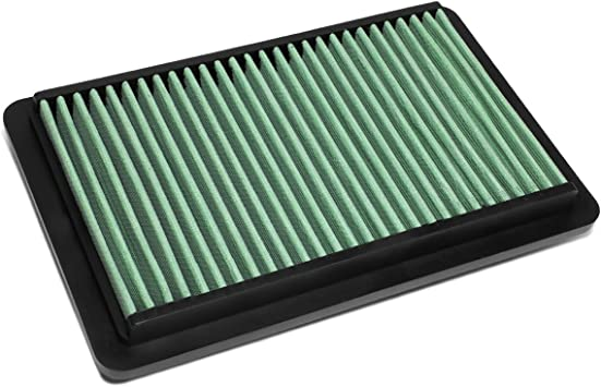 Fit 95-03 Mazda Protege 5 1.5L-2.0L Red Washable High Flow Drop In Air Filter