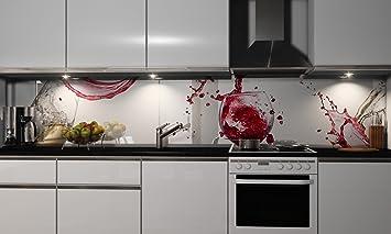 Küchenrückwand-Folie selbstklebend | Virgin | Klebefolie in ...