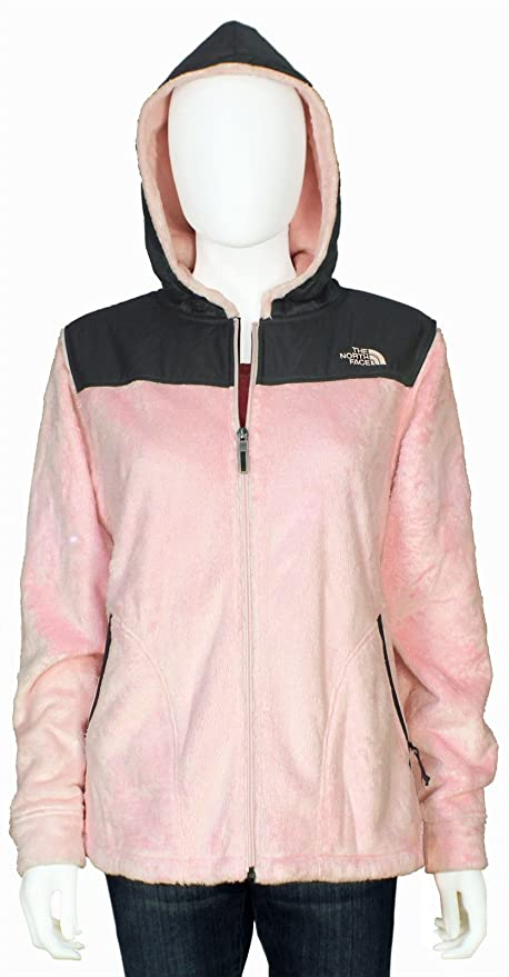 b184d4c82619 Amazon.com  The North Face Womens Oso Hoodie Coy Pink ARHB-F9S XS ...