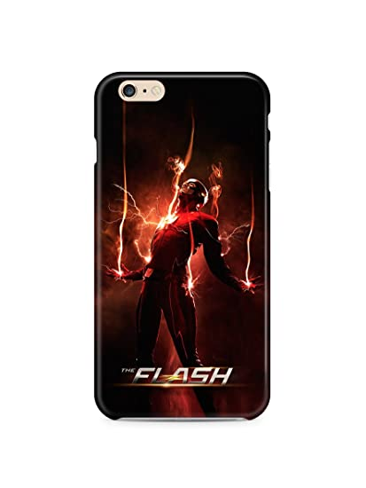 new style e3909 9b137 Amazon.com: The Flash for Iphone 7 (4.7in) Hard Case Cover (flash9 ...