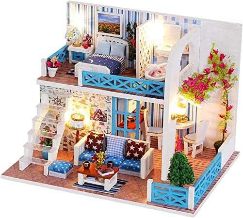 MADE IN USA FAST DELIVERY HANSEL and GRETEL Miniature Dollhouse Picture