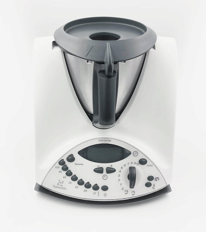 Tabla de deslizamiento para Thermomix TM31 ® ® Antracita de gris ...